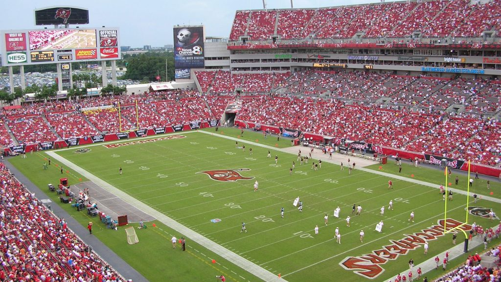 Tampa Bay Buccaneers - Raymond James Stadium