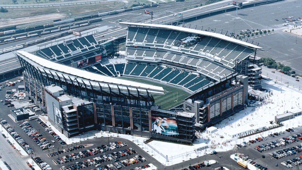 Philadelphia Eagles Lincoln Financial Field | Korumalı Futbol Türkiye