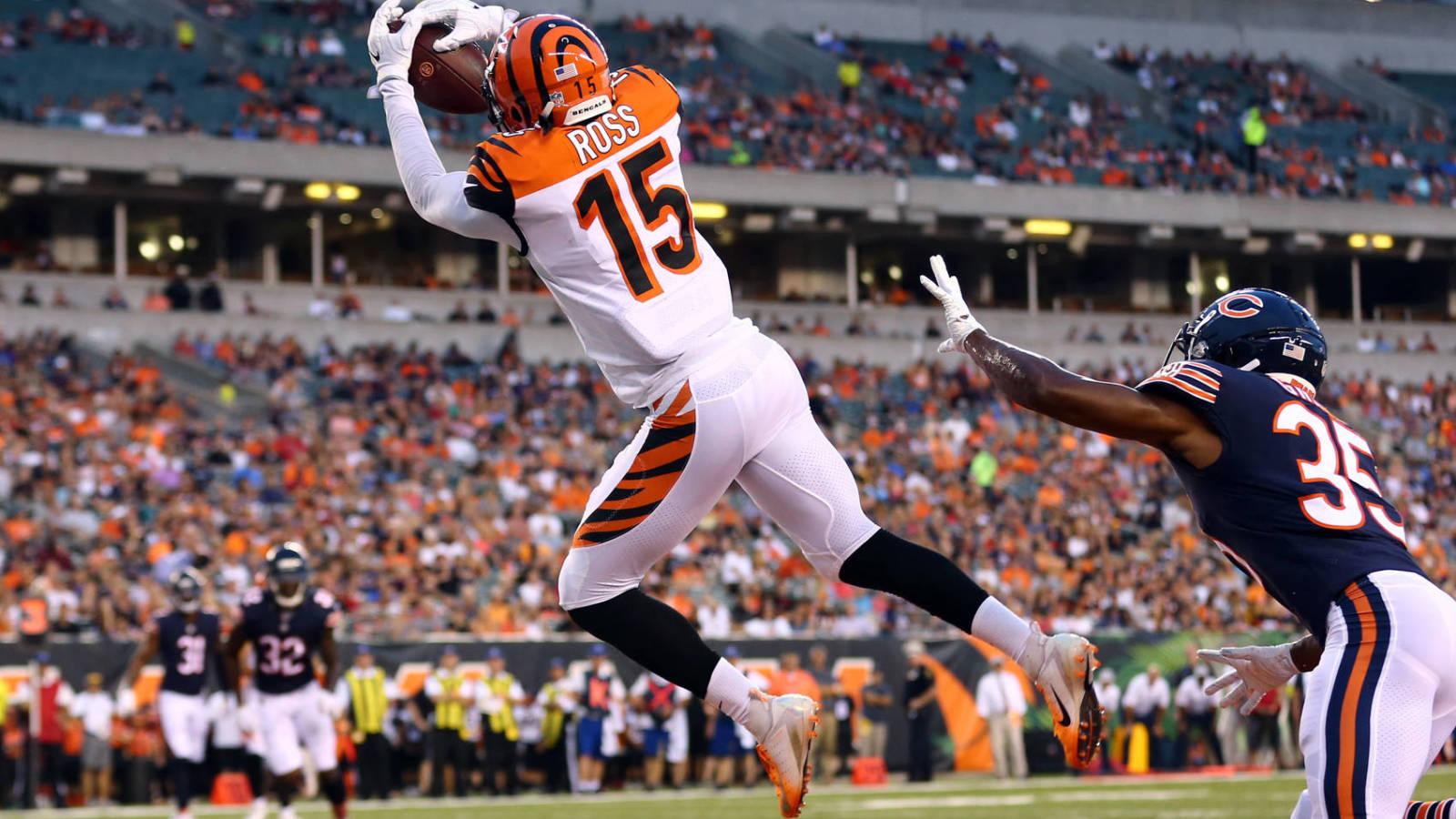 John Ross Cincinnati Bengals ile yollarını ayırabilir!
