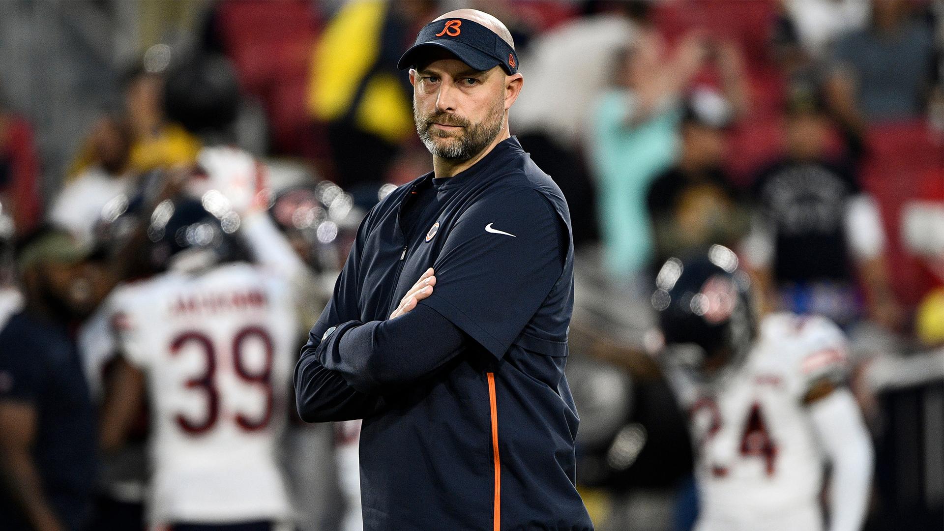 Chicago Bears Baş Koçu Matt Nagy, 2020 Sezonu Hakkında Açıklama Yaptı