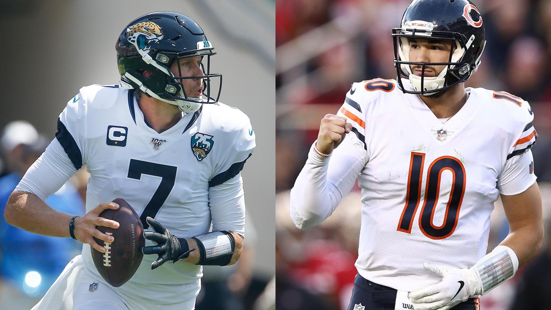 Nick Foles, Mitch Trubisky Hangisi Bears İçin QB1 Olacak?