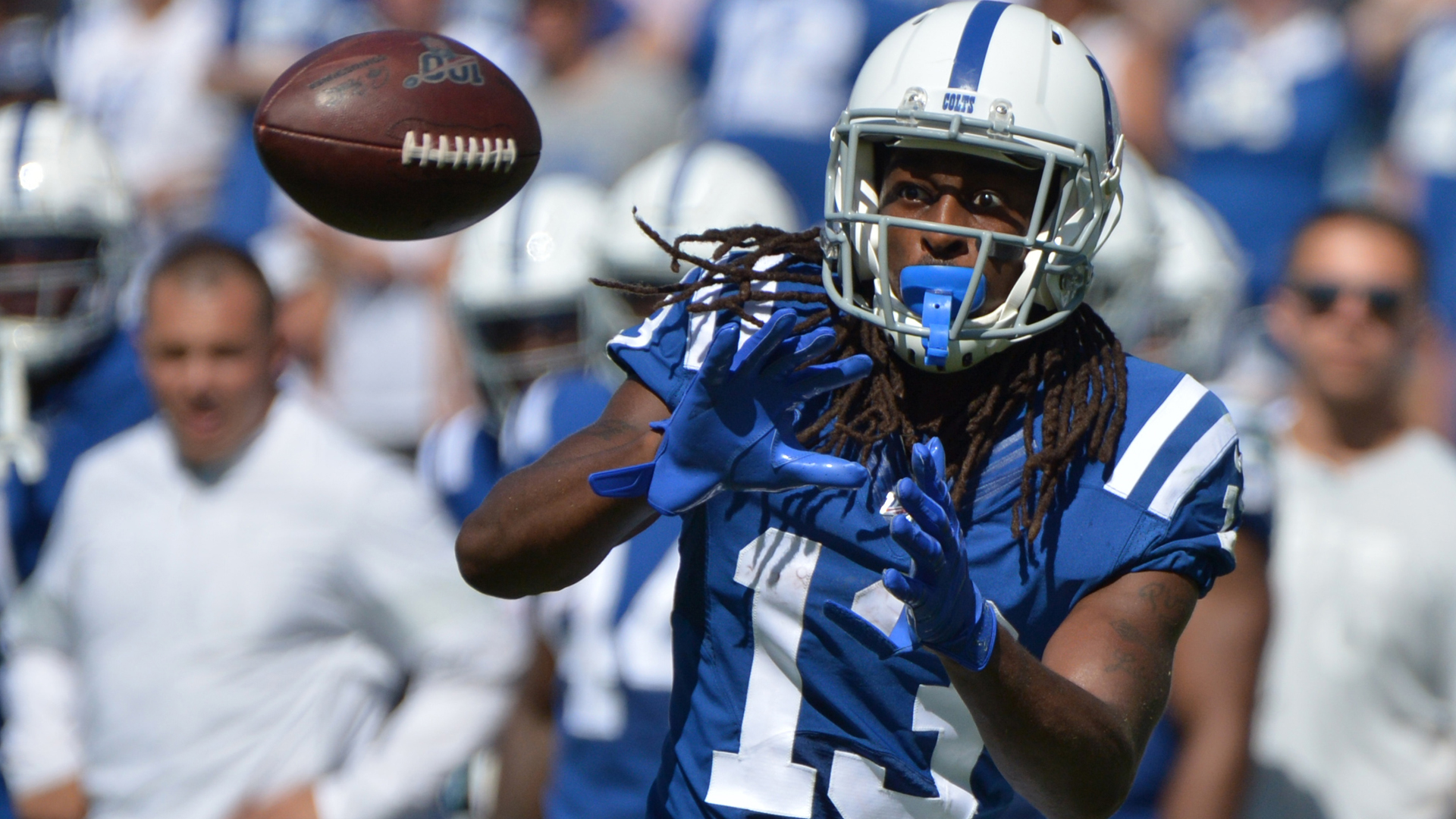 T.Y Hilton: Colts Olarak Kalmak İstiyorum