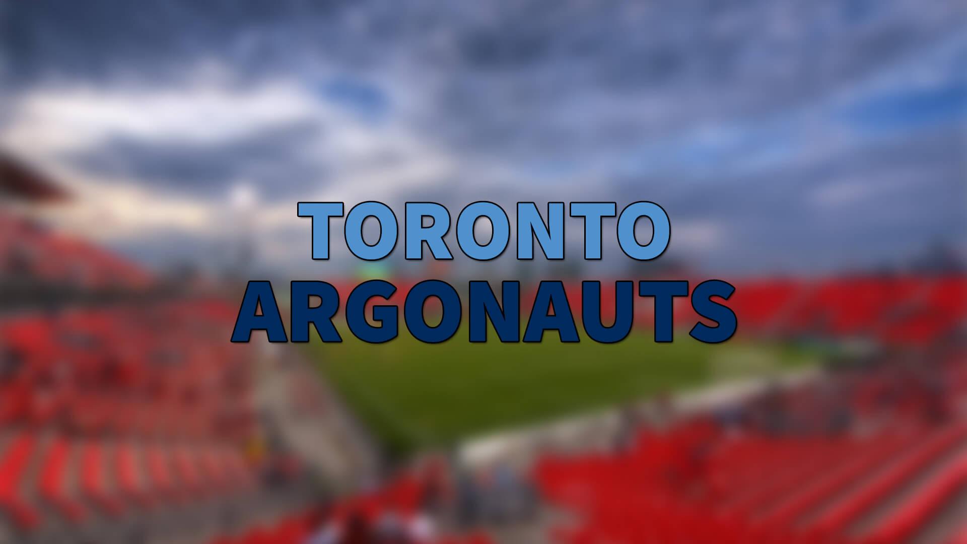 Charleston Hughes Toronto Argonauts'a Katıldı | Korumalı Futbol Türkiye