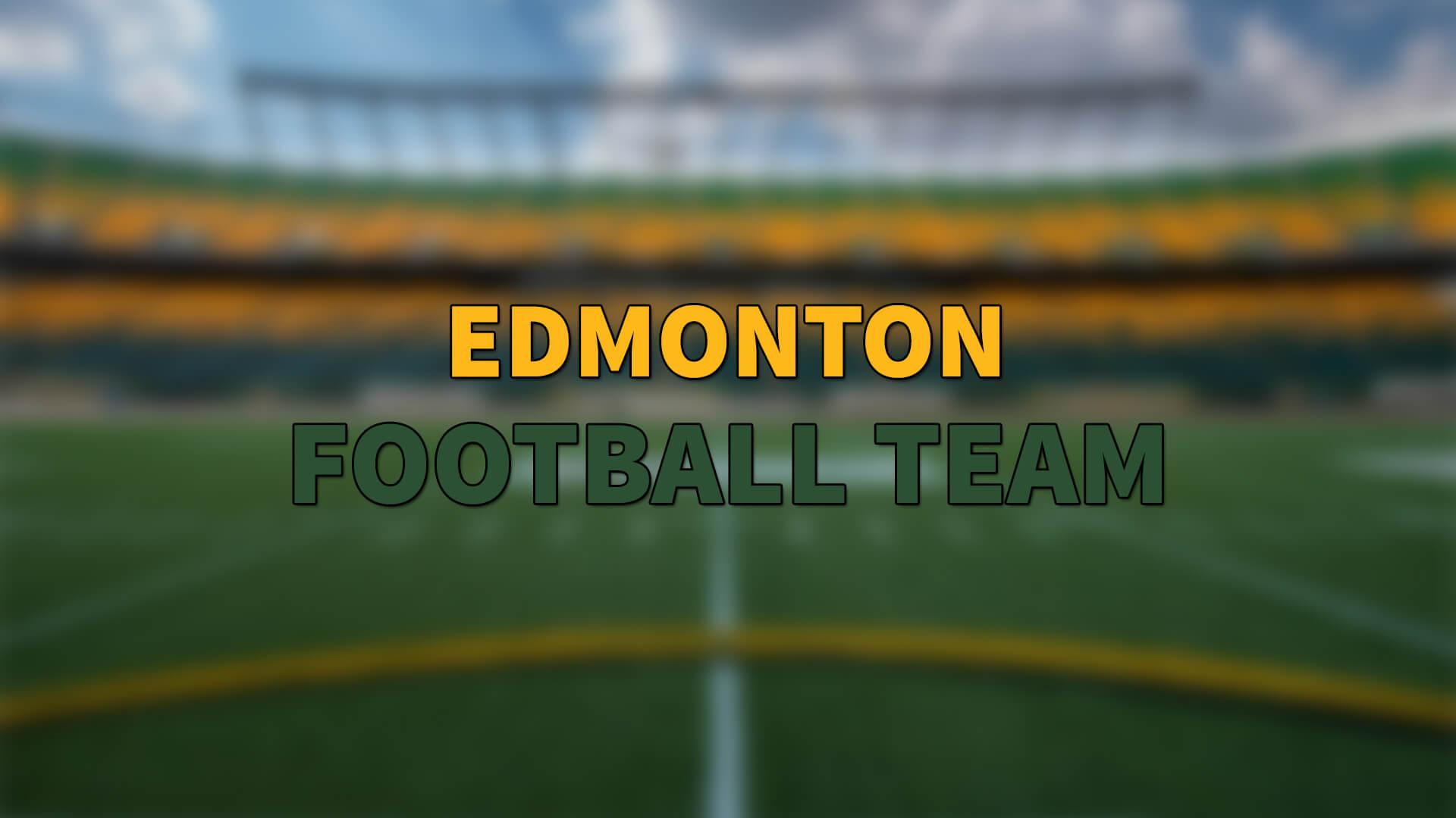 Kenny Shaw Tekrardan Edmonton Kadrosunda | Korumalı Futbol Türkiye