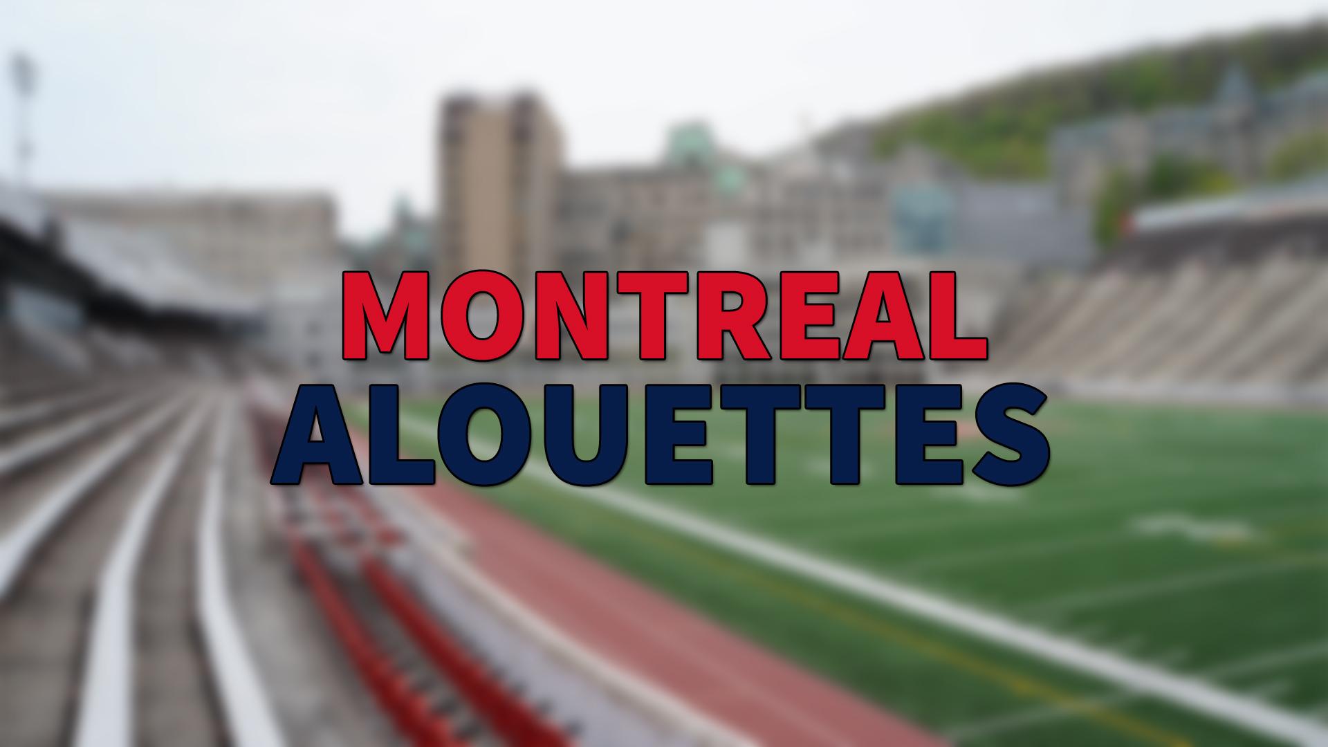 Alouettes 4 Oyuncuyu Kadrosuna Kattı | Korumalı Futbol Türkiye