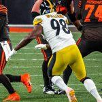 Steelers, LB Vince Williams'la Tekrar Anlaştı   Korumalı Futbol Türkiye