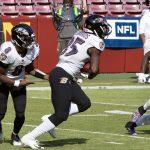 Baltimore Ravens, RB Gus Edwards'la Kontratı Uzattı | Korumalı Futbol Türkiye