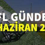 NFL Gündem 10 Haziran 2021 | Korumalı Futbol Türkiye