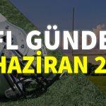 NFL Gündem 17 Haziran 2021   Korumalı Futbol Türl,ye