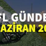 NFL Gündem 6 Haziran 2021 | Korumalı Futbol Türkiye