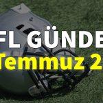 NFL Gündem 10 Temmuz 2021   Korumalı Futbol Türkiye
