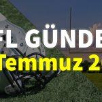 NFL Gündem 26 Temmuz 2021 | Korumalı Futbol Türkiye