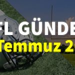 NFL Gündem 27 Temmuz 2021 | Korumalı Futbol Türkiye