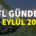NFL Gündem 10 Eylül 2021 | Korumalı Futbol Türkiye