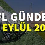 NFL Gündem 23 Eylül 2021   Korumalı Futbol Türkiye