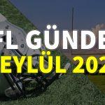 NFL Gündem 9 Eylül 2021 | Korumalı Futbol Türkiye