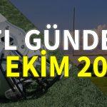 NFL Gündem 25 Ekim 2021 | Korumalı Futbol Türkiye